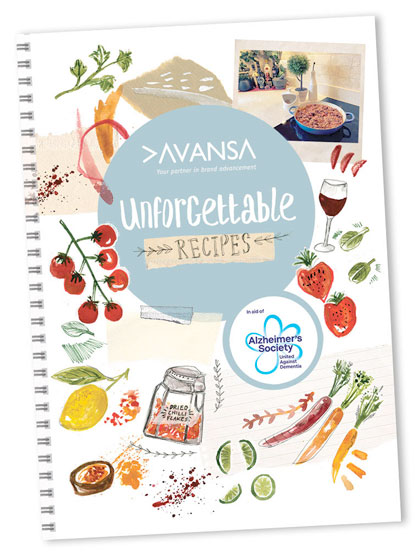 Unforgettable Recipes cover