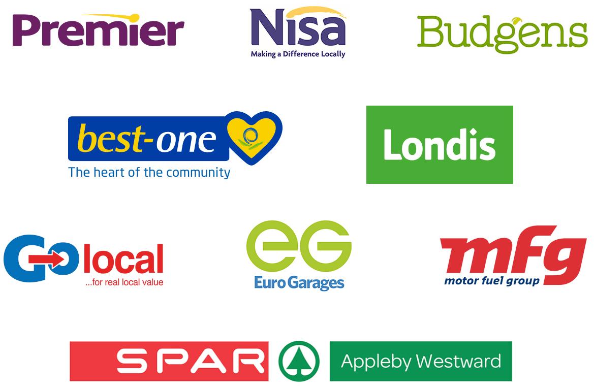 Avansa Direct client logos